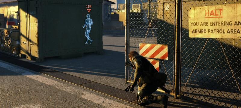 День и 22 часа до анонса даты релиза Metal Gear Solid V: The Phantom Pain