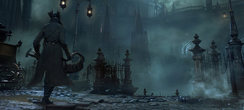 UPD: Релизный трейлер Bloodborne