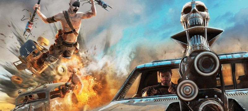 Mad Max на обложке Game Informer, дата релиза и отмена версий на PS3 и Xbox 360