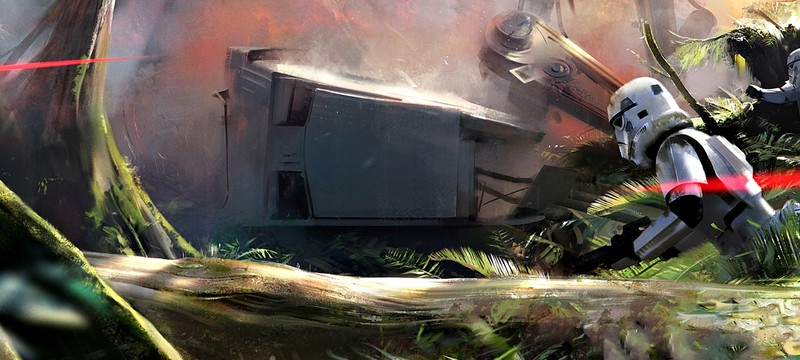 Star Wars: Battlefront показали за закрытыми дверьми