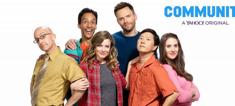 Трейлер 6 сезона Community
