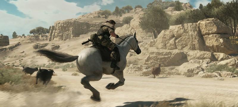 PC-версия Metal Gear Solid 5 выйдет 15 Сентября