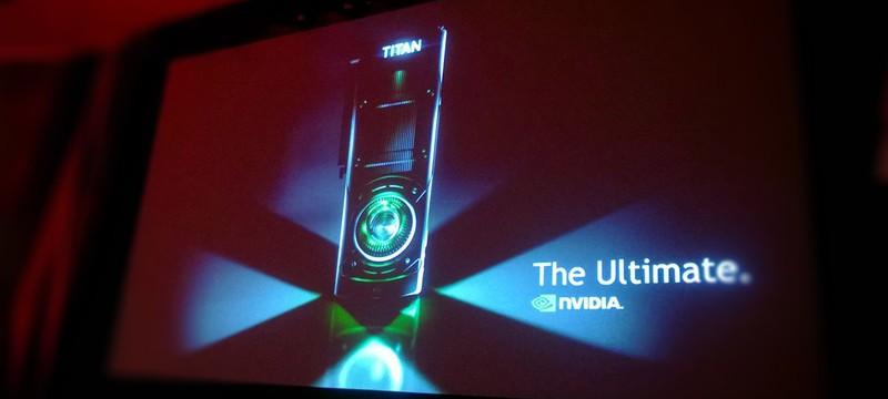 Nvidia представила Titan X – самый продвинутый GPU в мире