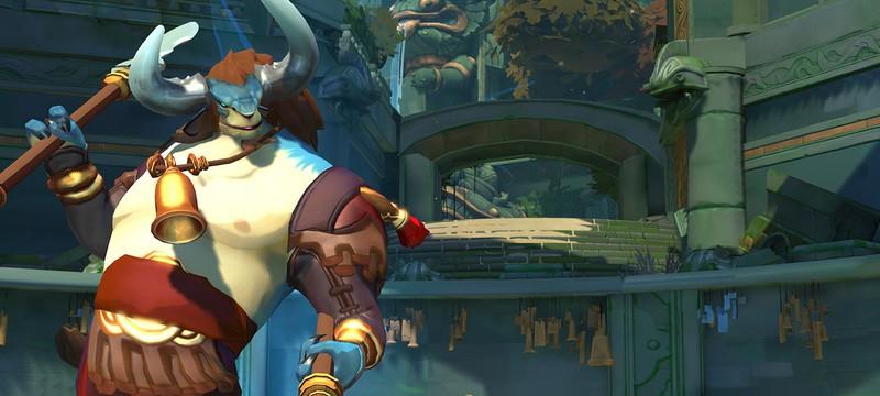 Gigantic будет поддерживать кросс-платформенную игру на PC и Xbox One