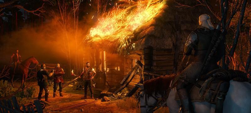 Пара новых скриншотов The Witcher 3
