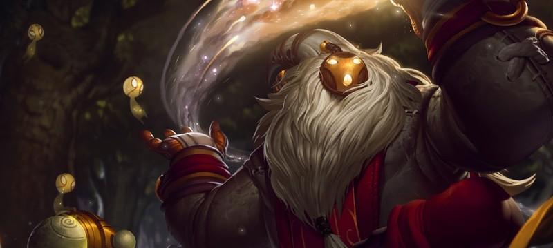 Новый ролик League of Legends — Бард, Вершина