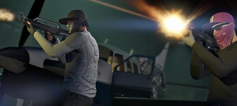 Ограбления GTA Online включают более 20 часов геймплея и миллионы долларов