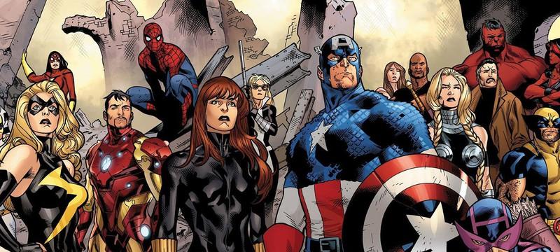 Кто-то добавил Человека-Паука в Avengers 2