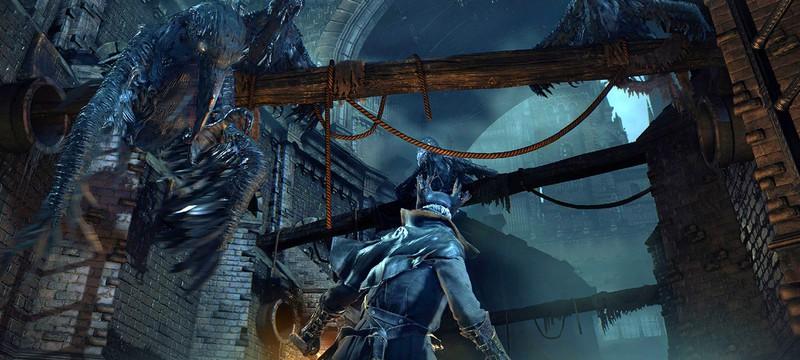 Детали Bloodborne: PvP, кооператив и вещи