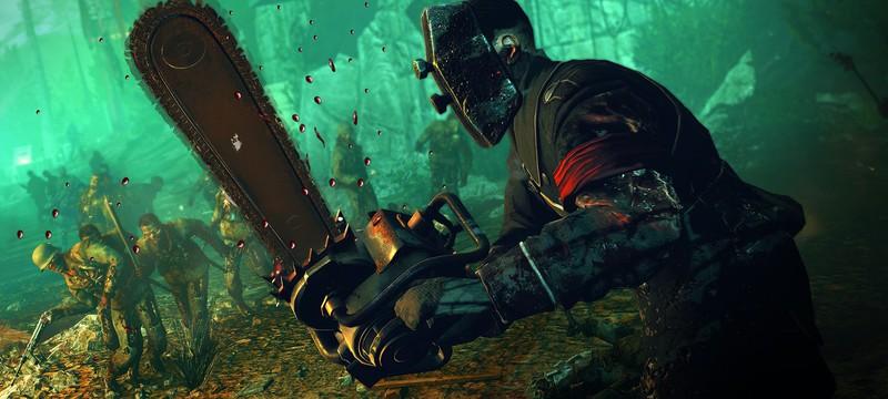 Zombie Army Trilogy доступен в Steam