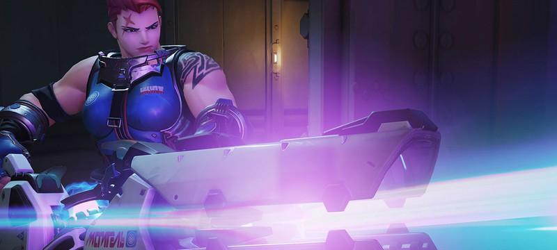Разочарование от Зари - нового персонажа Overwatch