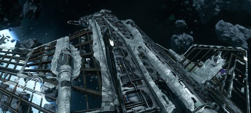 Новая модель повреждения кораблей Star Citizen