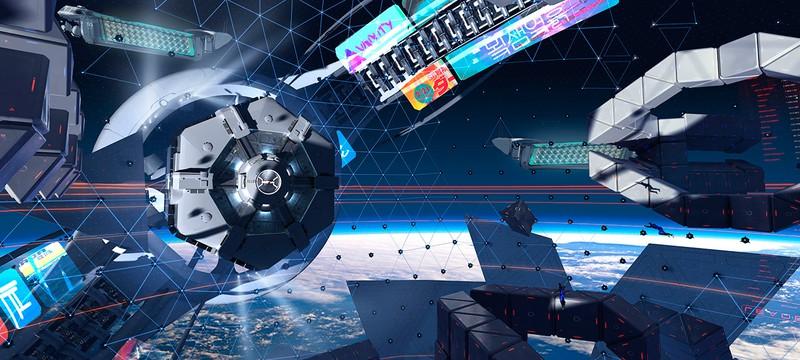 Astro Arena – карта для FPS-модуля Star Citizen с нулевой гравитацией
