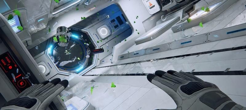 9 минут геймплея Adrift от IGN