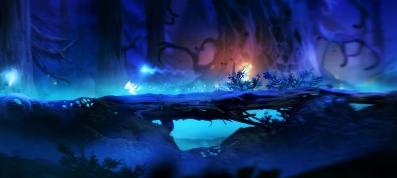 Оценки Ori and The Blind Forest, красочного платформера от Moon Studios