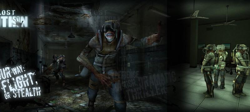 Новая игра от разработчиков Prey 2 – мобильный сурвайвал хоррор