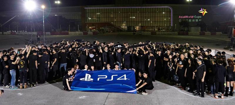 PS4 и PS Vita выходят в Китае 20 Марта