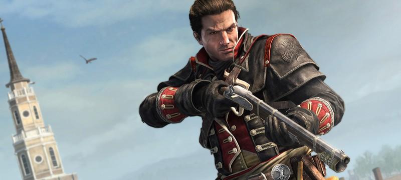 Assassin's Creed Rogue вышла на PC