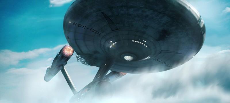 Как бы выглядел оригинальный Энтерпрайз в новых фильмах Star Trek