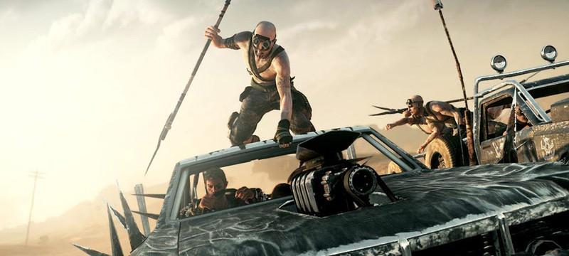Новые next-gen скриншоты Mad Max