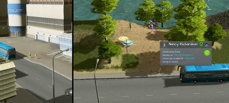Город Cities: Skylines может состоять из одного дома