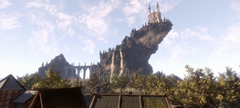 Новый трейлер The Memory of Eldurim – RPG на CryEngine