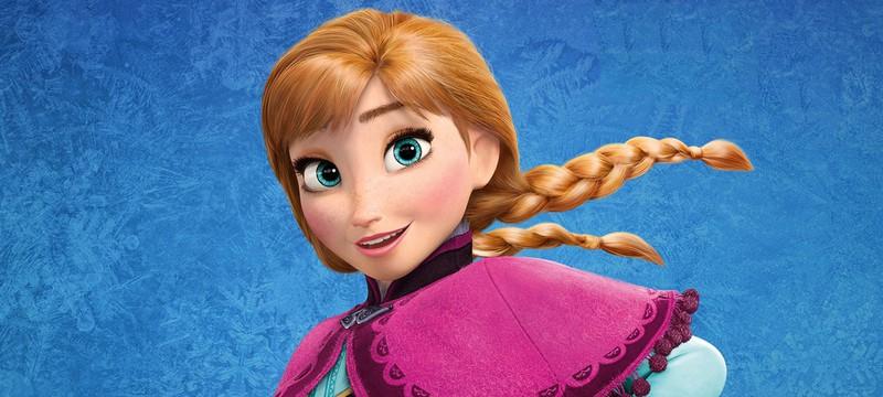 Официальный анонс Frozen 2