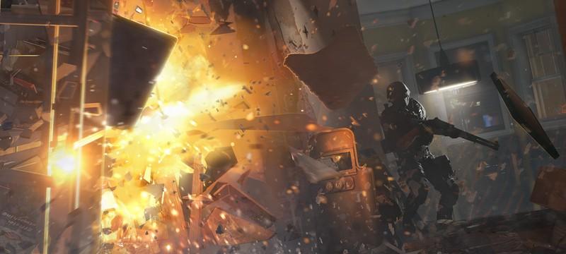 Открыт прием заявок на закрытое теситрование Rainbow Six Siege для PC