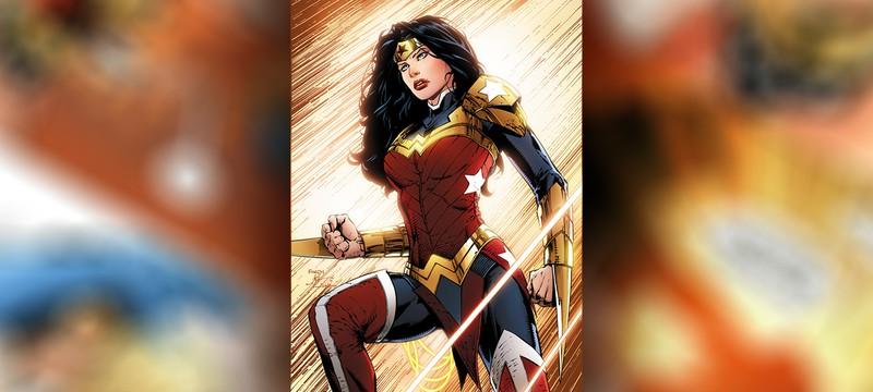У Wonder Woman появились штаны в новом костюме