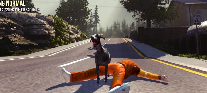 Симулятор Козла выйдет на Xbox One и 360 в Апреле