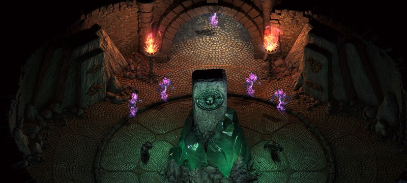 Пара новых скриншотов Pillars of Eternity