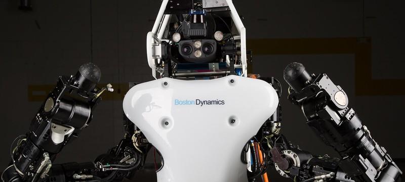 Роботы Boston Dynamic