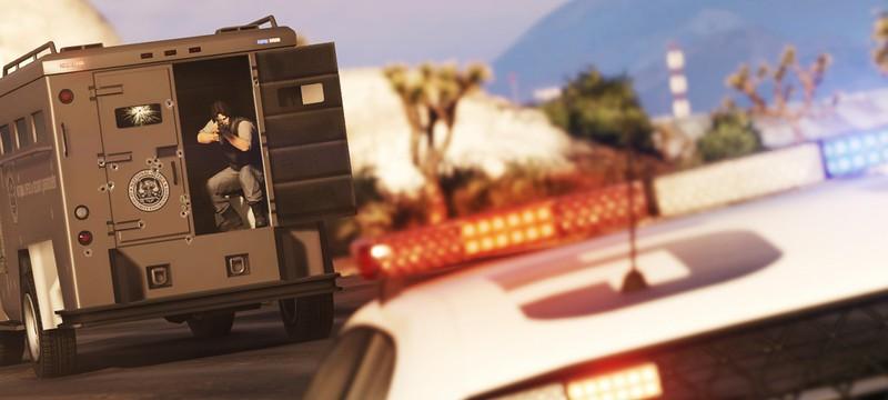 Команда игроков GTA Online выполнила челлендж на $10 миллионов