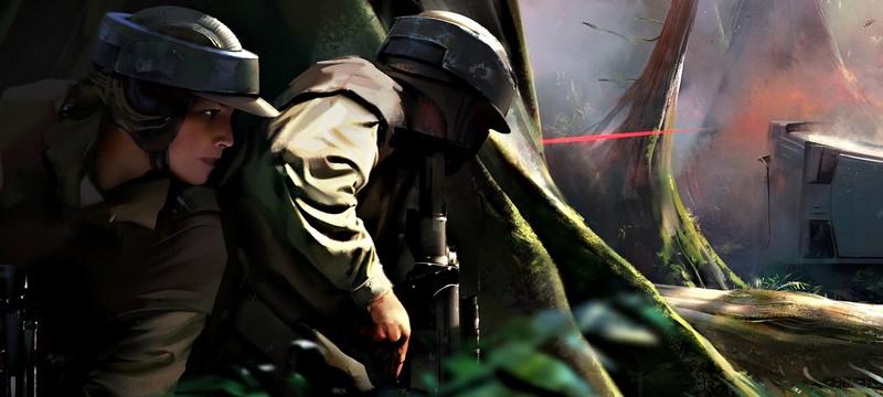 Star Wars: Battlefront могут показать в апреле