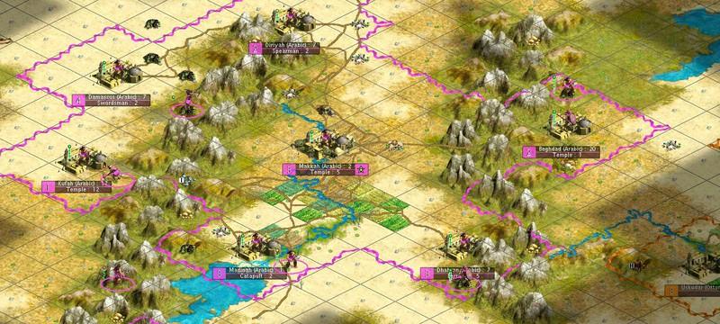 Мультиплеер Civilization 3 теперь через Steam