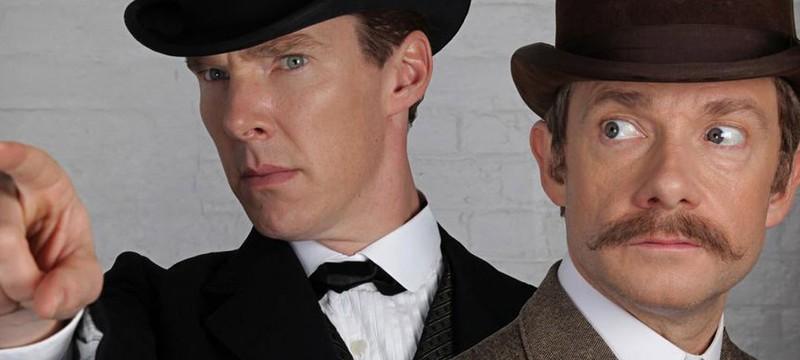 Сериал Шерлок перенесется в 19-й век в Рождественском эпизоде