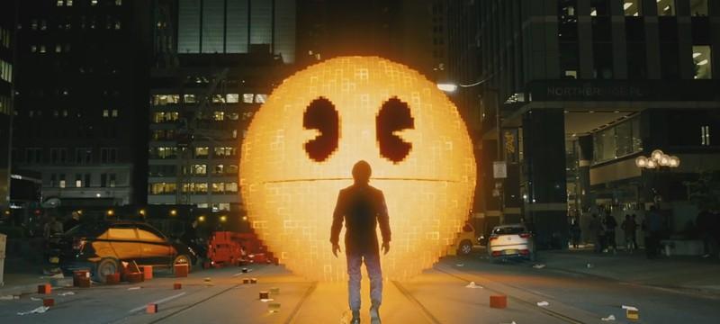 Трейлер фильма Pixels