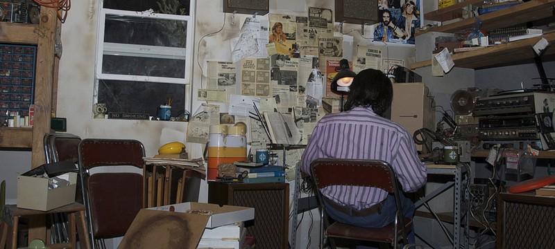 Первое изображение Фассбендера в роли Стива Джобса