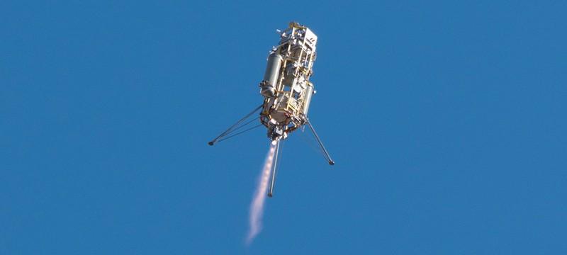 Новая система посадки NASA адаптируется по местности