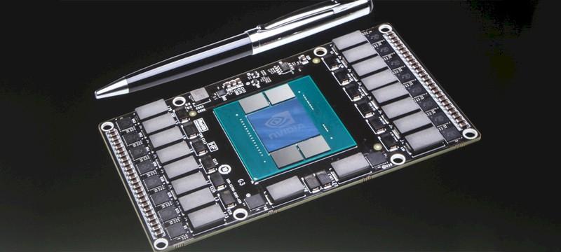 Nvidia Pascal в 10 раз мощней Titan X