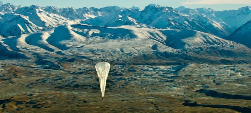 Воздушный шар Google доставил интернет из Чили в Австралию
