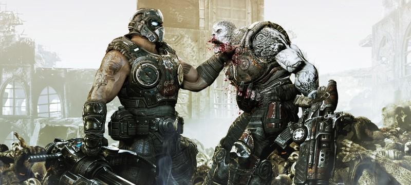 Новый Gears of War на Е3 2015?