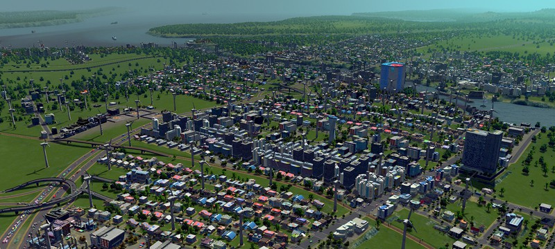 Релиз патча 1.0.6b для Cities: Skylines