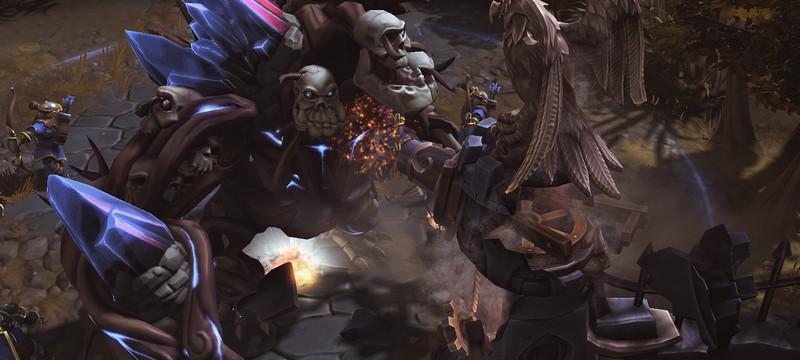 Сколько черепов в Призрачных Копях Heroes of the Storm