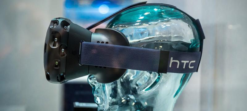 Виртуальная реальность Vive будет стоить дорого