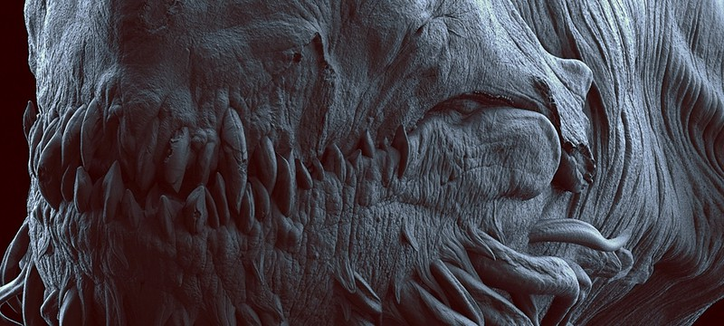Концепты короткометражного фильма The Leviathan