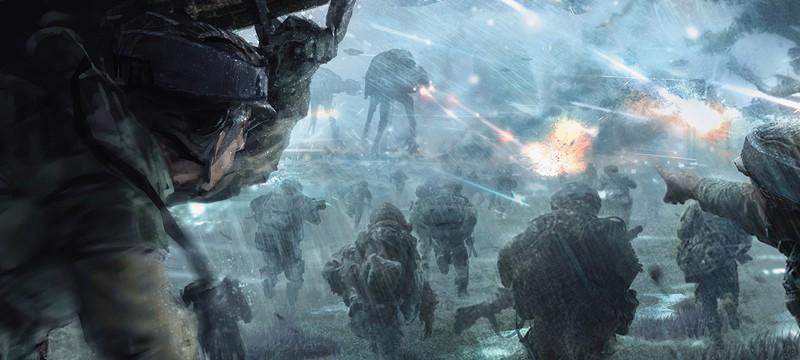EA: Star Wars Battlefront от DICE выйдет в конце года на PC и консолях