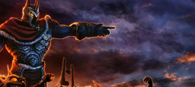 Codemasters тизерит Overlord 3