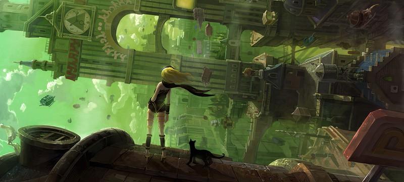 Gravity Rush выйдет на PS4