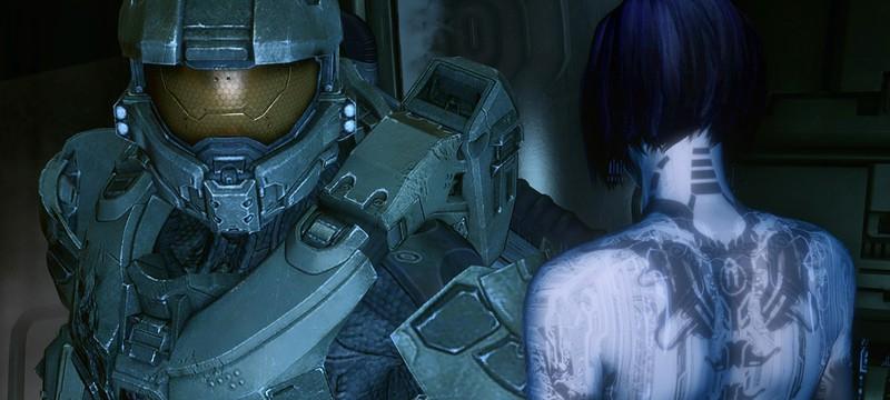 Кортана появится в Halo 5